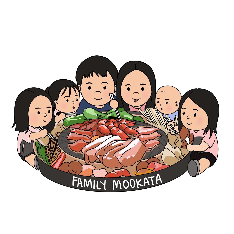 family mookata