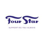 four star logo