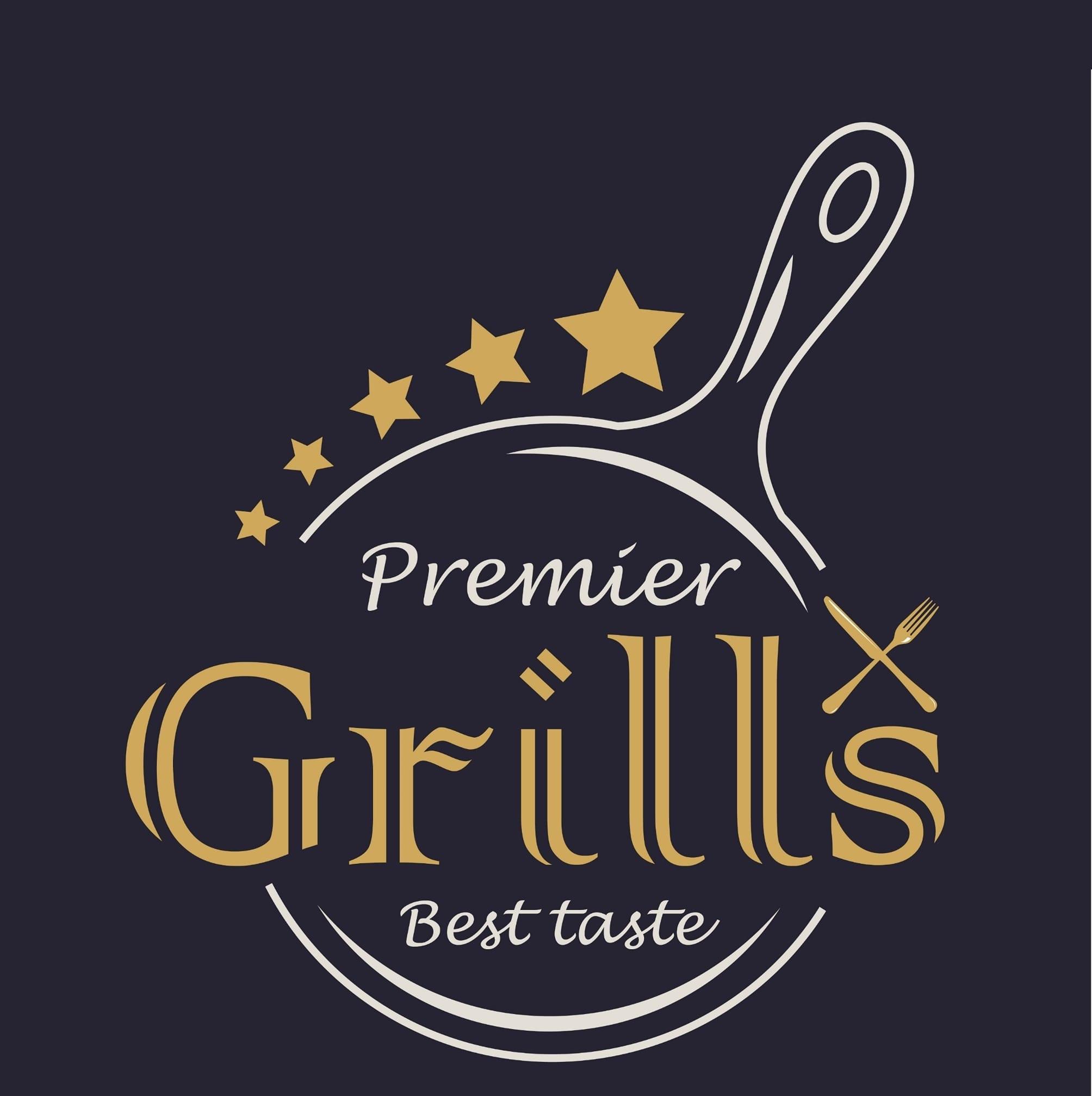 premier grills logo