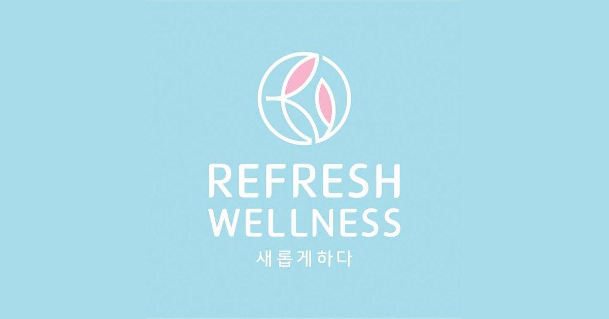 refresh wellness logo