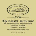 the coastal settlement logo