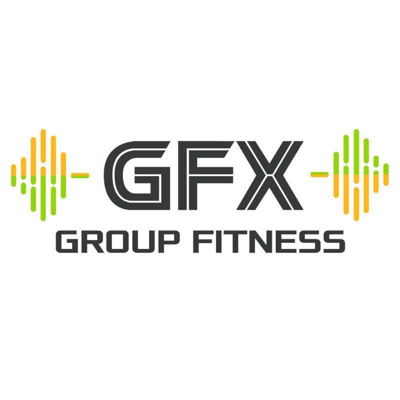 GFX group fitness logo