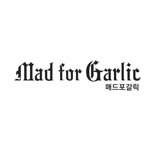 mad for garlic logo