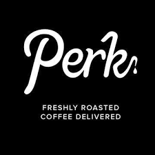 perk coffee logo