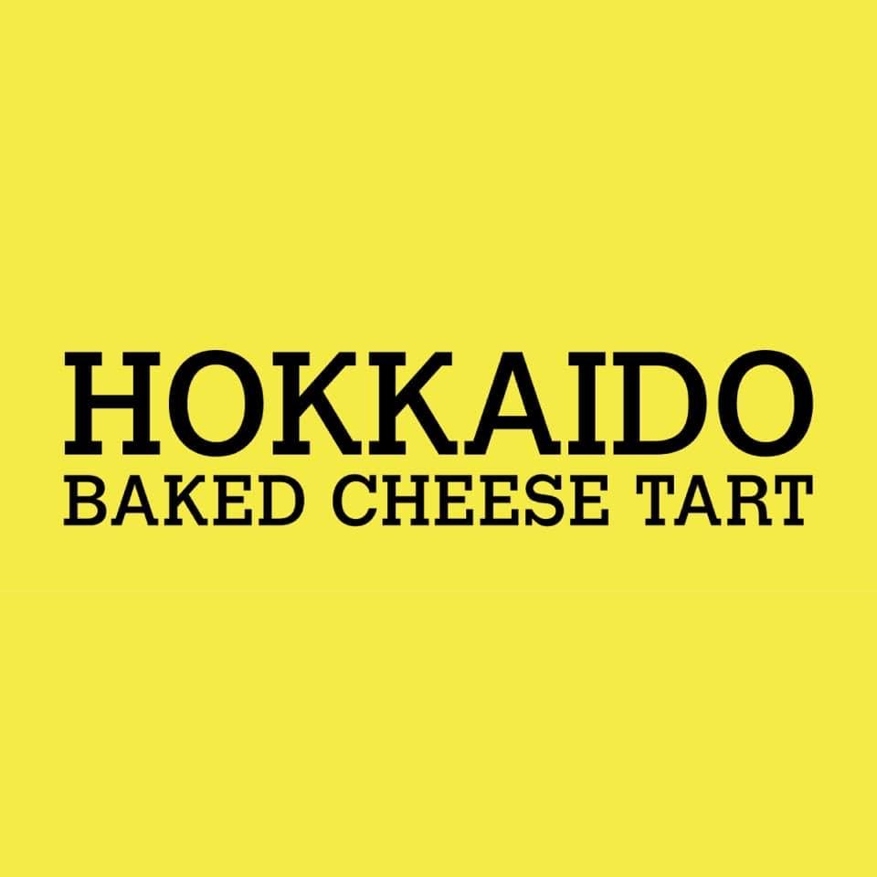 hokkaido baked cheese tart logo