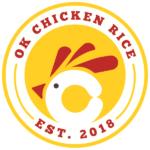 ok chicken rice logo