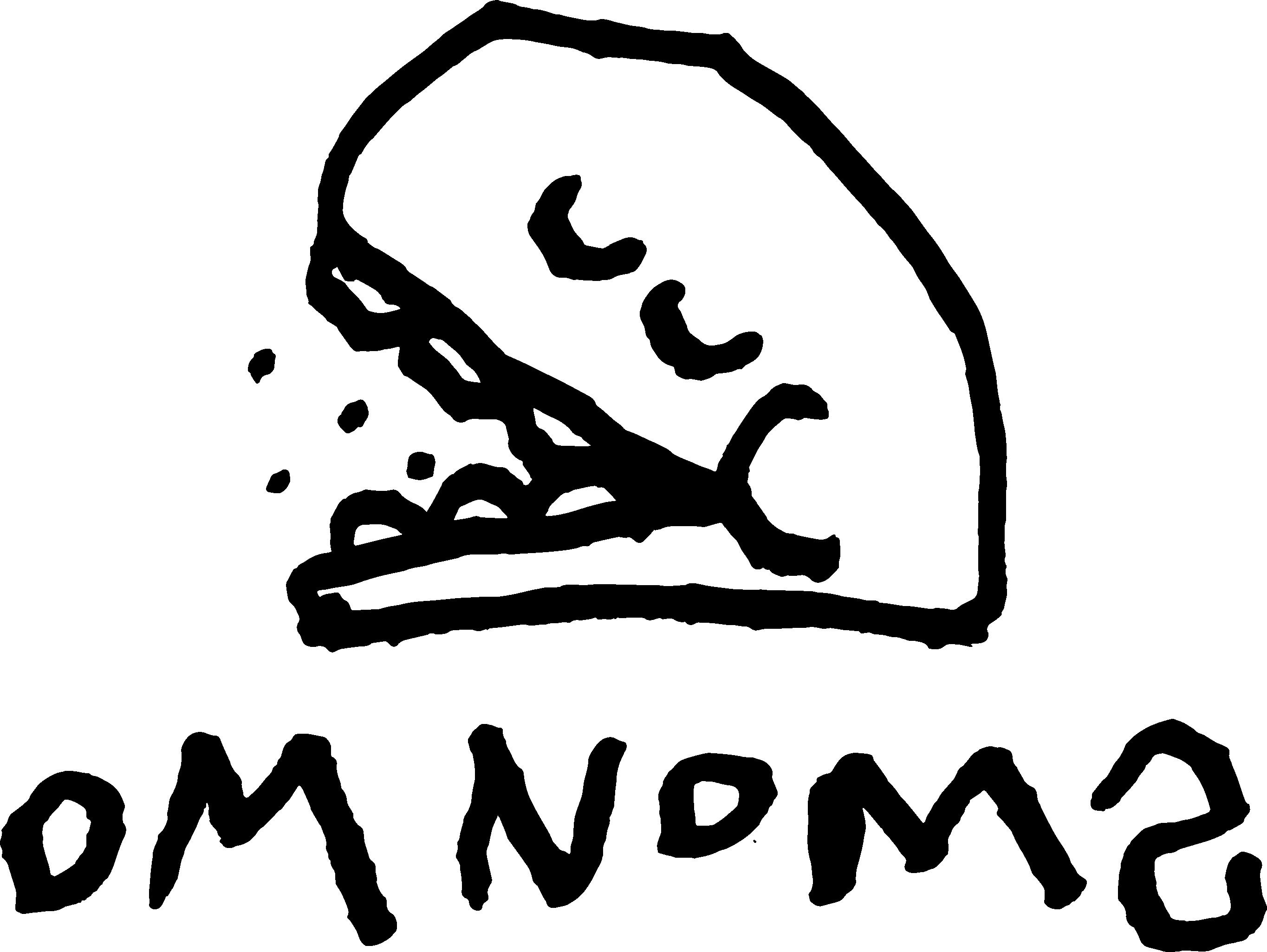 omnoms logo