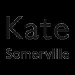 kate somerville logo