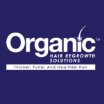 organic hair regrowth logo