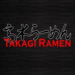 takagi ramen logo