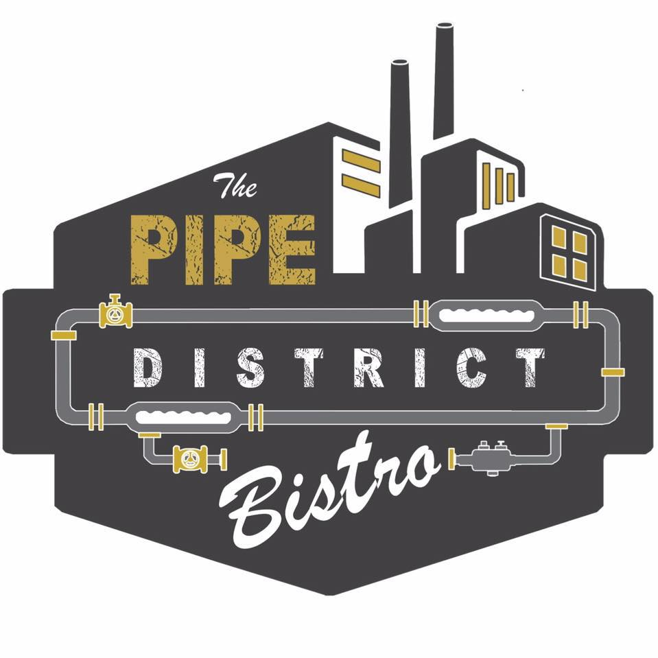 the pipe district logo