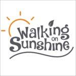 walking on sunshine logo
