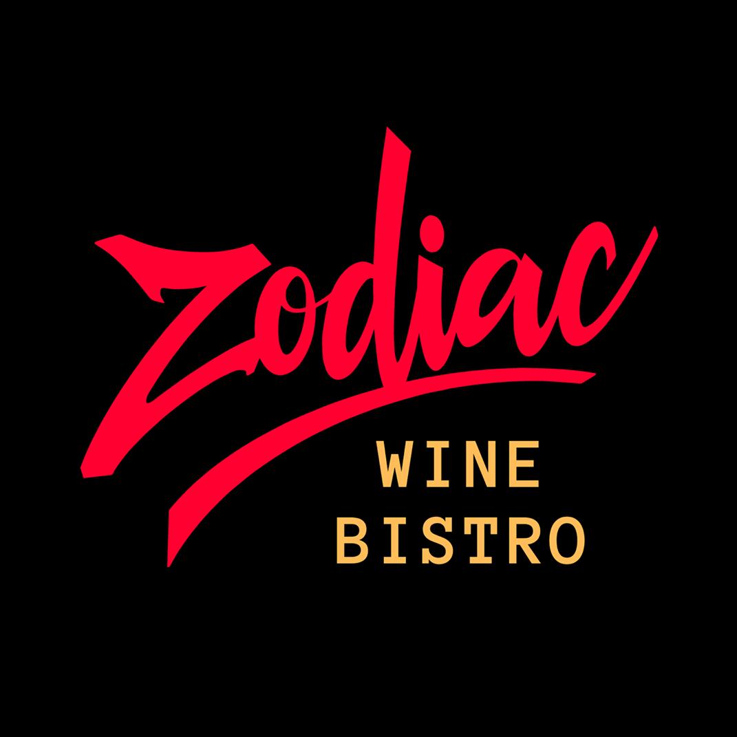 zodiac wine bistro logo