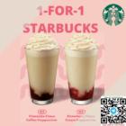 1-FOR-1 Starbucks