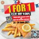 1 for 1 Dory 'n Chips