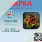 1 for 1 finger food axsolute bistro safra promo