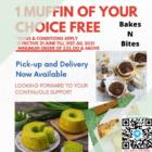 1 muffin free bakes n bites promo