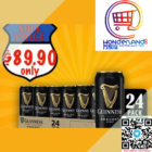30% OFF Guinness Draught in Cans