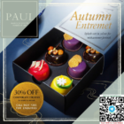 30% OFF Mid-Autumn French Desserts For Corporates PAUL promo