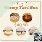 40.90 5 honey tart box forage cafe promo