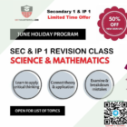 50% OFF Revision Class (1)