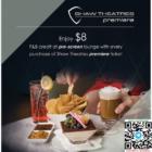 $8 F&B Credit Special promo
