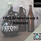 FREE Bomber every 5 Bombers