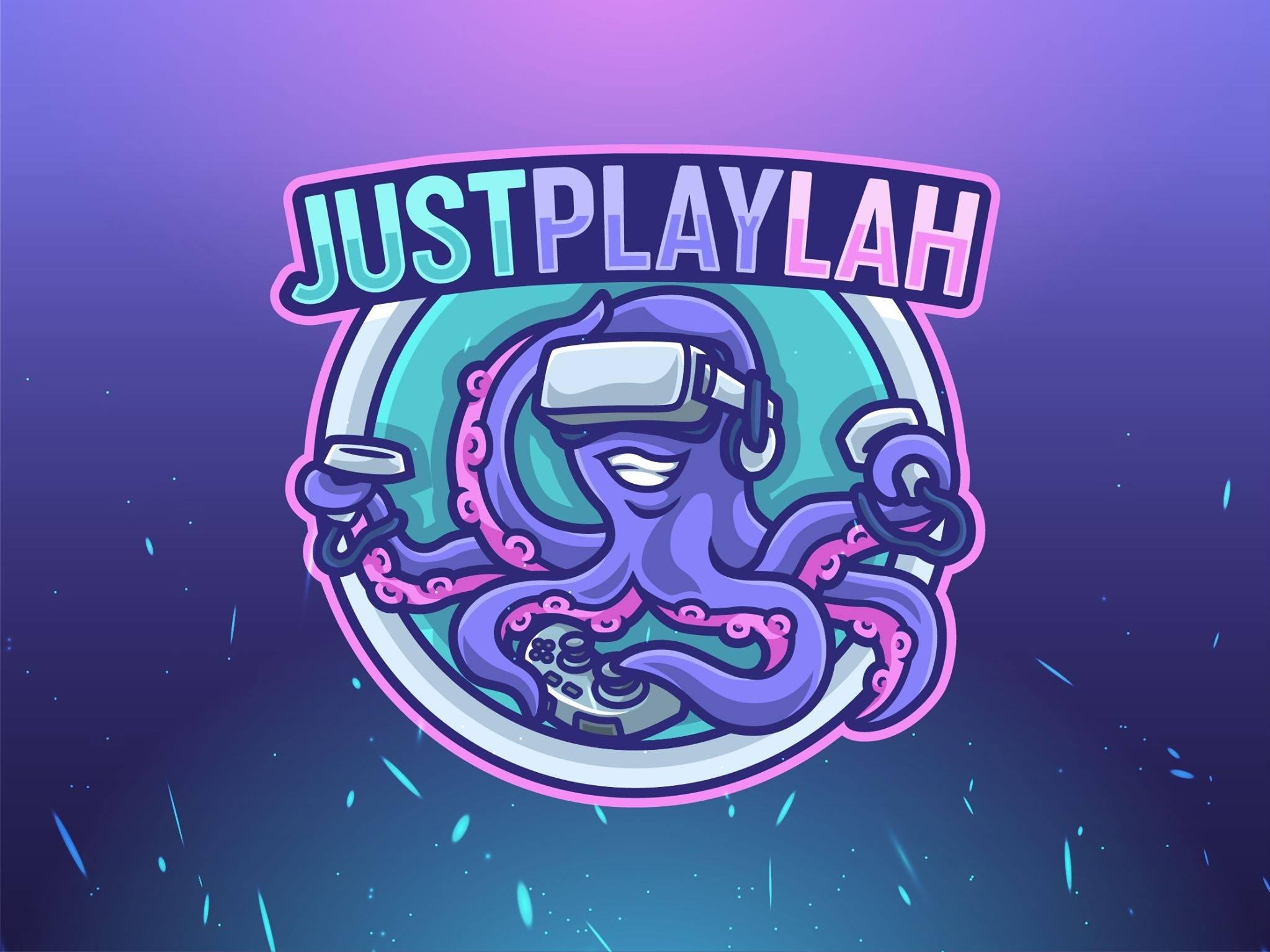 JustPlayLah Logo