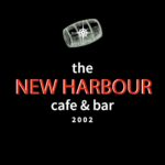 The New Harbour Cafe & Bar Logo
