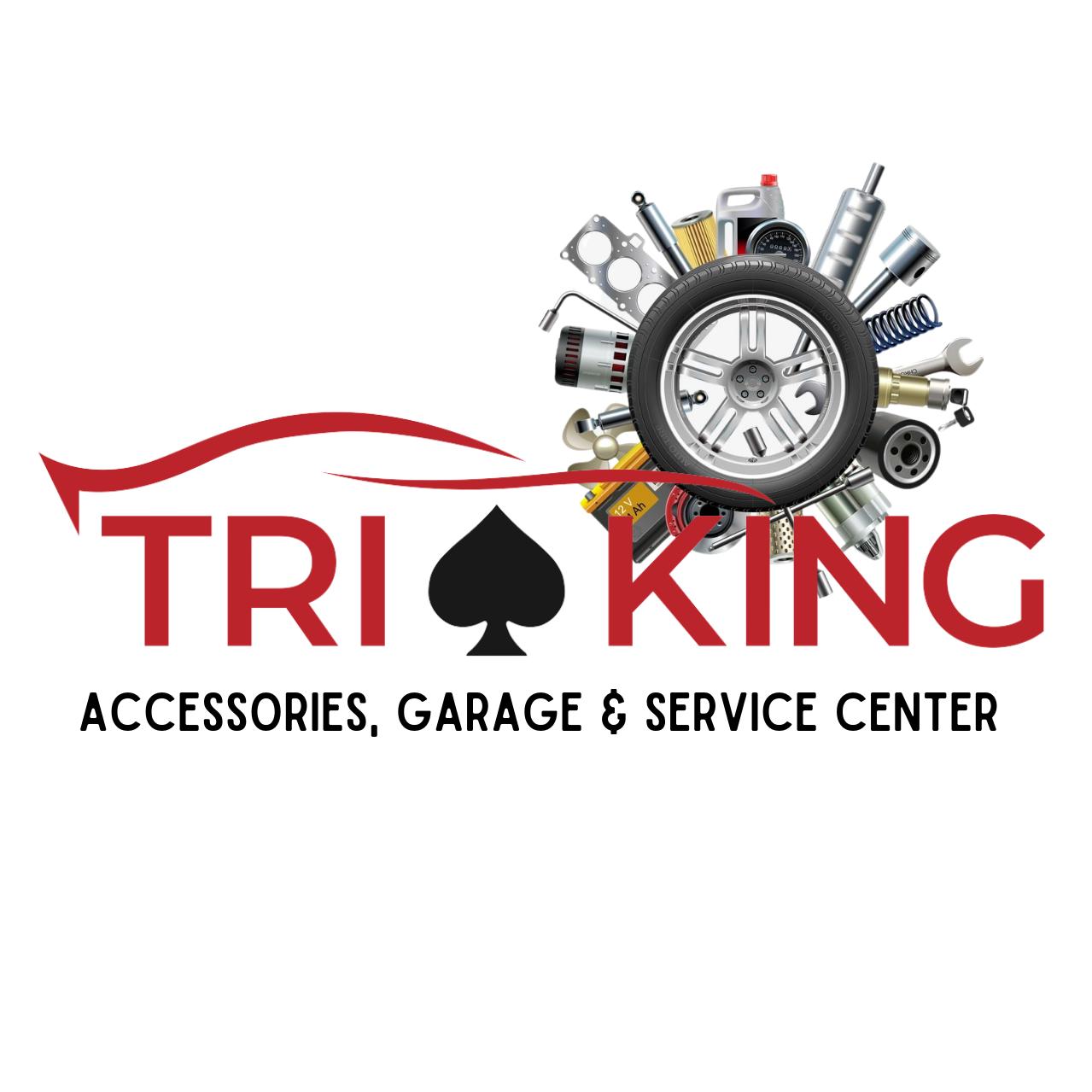 Tri King Logo