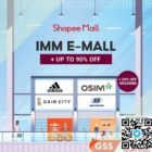 Up To 90% OFF IMM E-Mall