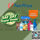 Up to 50% OFF FairPrice