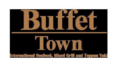 buffet town logo