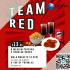 cathay team red mala promo