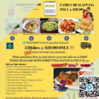 dongmama thai 5 dishes june set meal promo