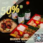 gudsht 50% off buddy bundle promo