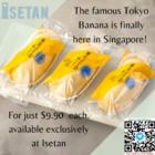 isetan tokyo banana 9.90 promo