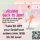 jem grabfood $5 off promo