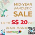 mid year sale floweradvisor 15% off promo