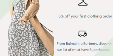 the outnet 15% off first clothing order