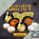 the patio korean family bundle promo