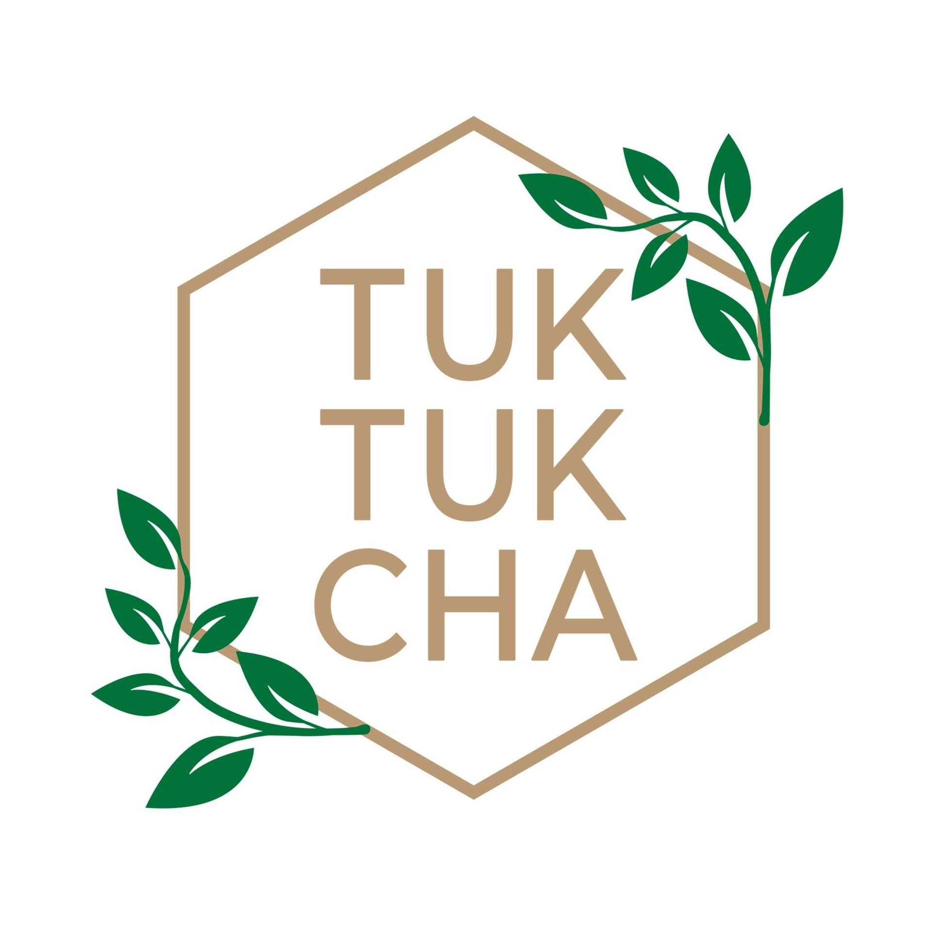 tuk tuk cha logo