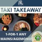 1-FOR-1 Main & Agemono