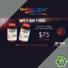 1-For-1 Probiotic @ $75