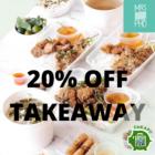 20% OFF Mrs Pho Takeaway