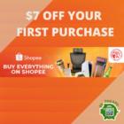 $7 OFF Shopee
