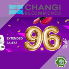 9.6% OFF Changi Recommends