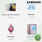 Up to 20% OFF Samsung g
