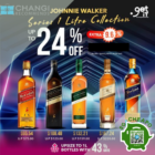 Up to 24% OFF Johnnie Walker