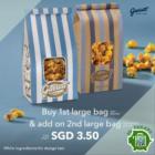 Up to $7.50 OFF 2nd large bag of Garrett Popcorn